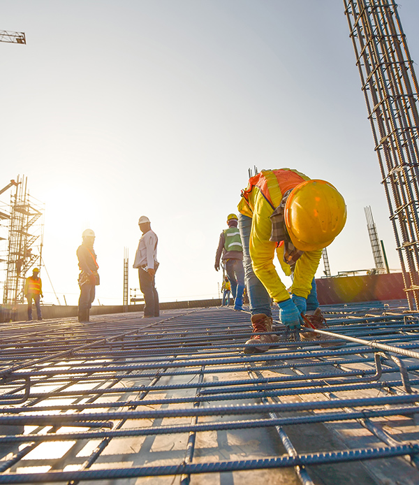 construction-workers-fabricating-steel-reinforcement-bar-construction-site